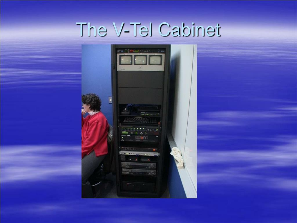 The V-Tel Cabinet