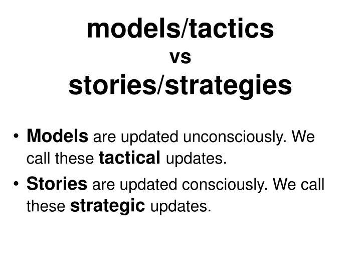 models/tactics