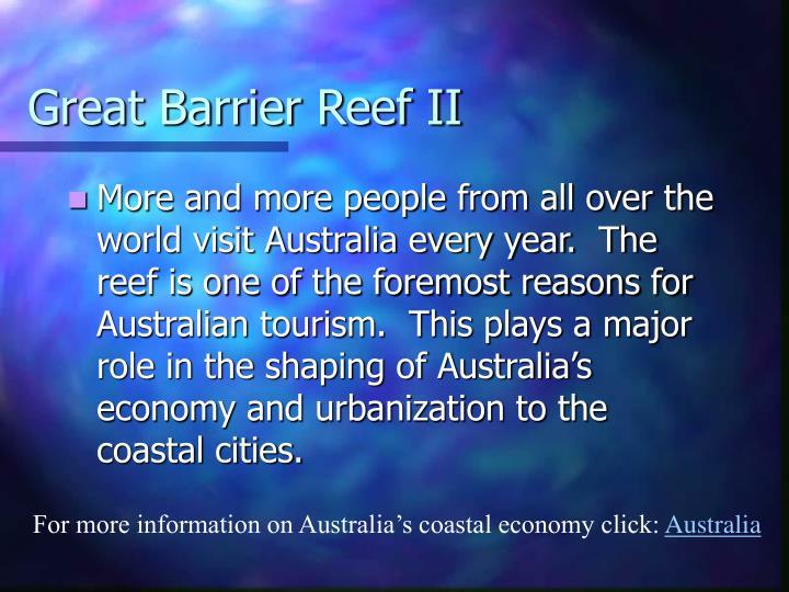 Great Barrier Reef II