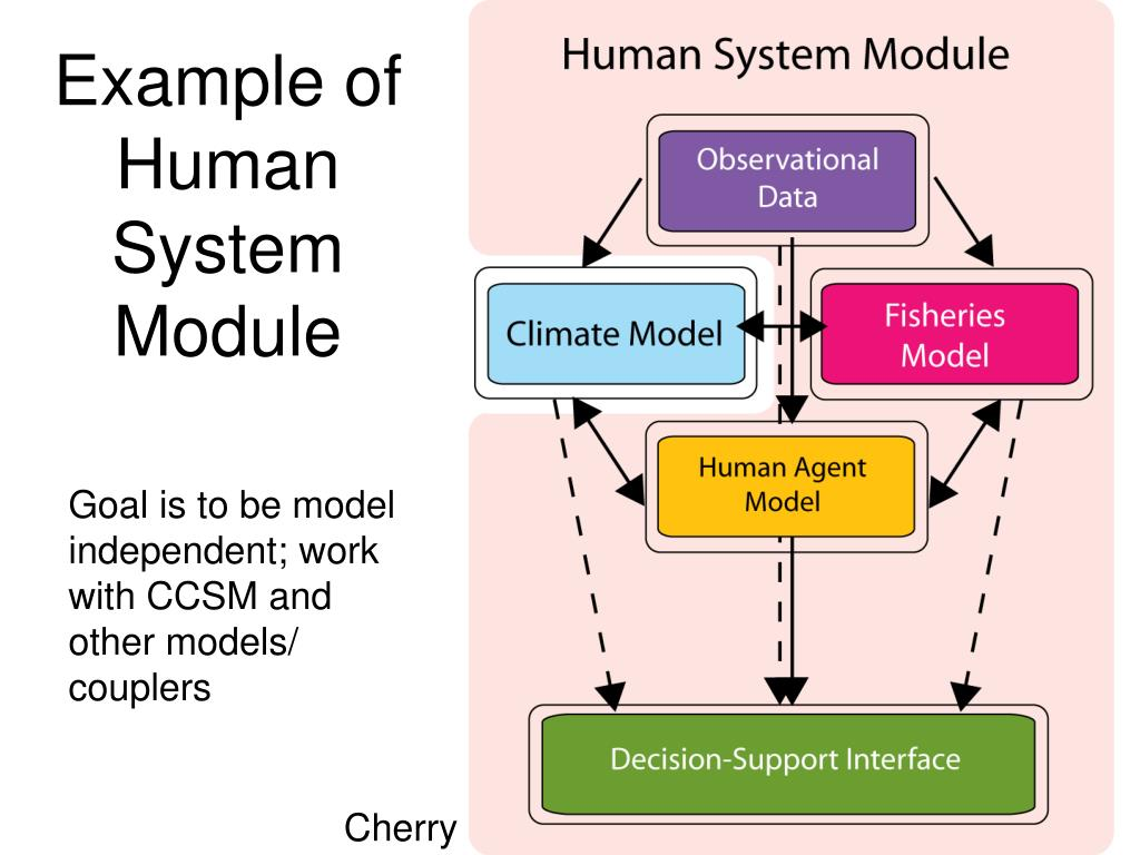 Example of Human System Module