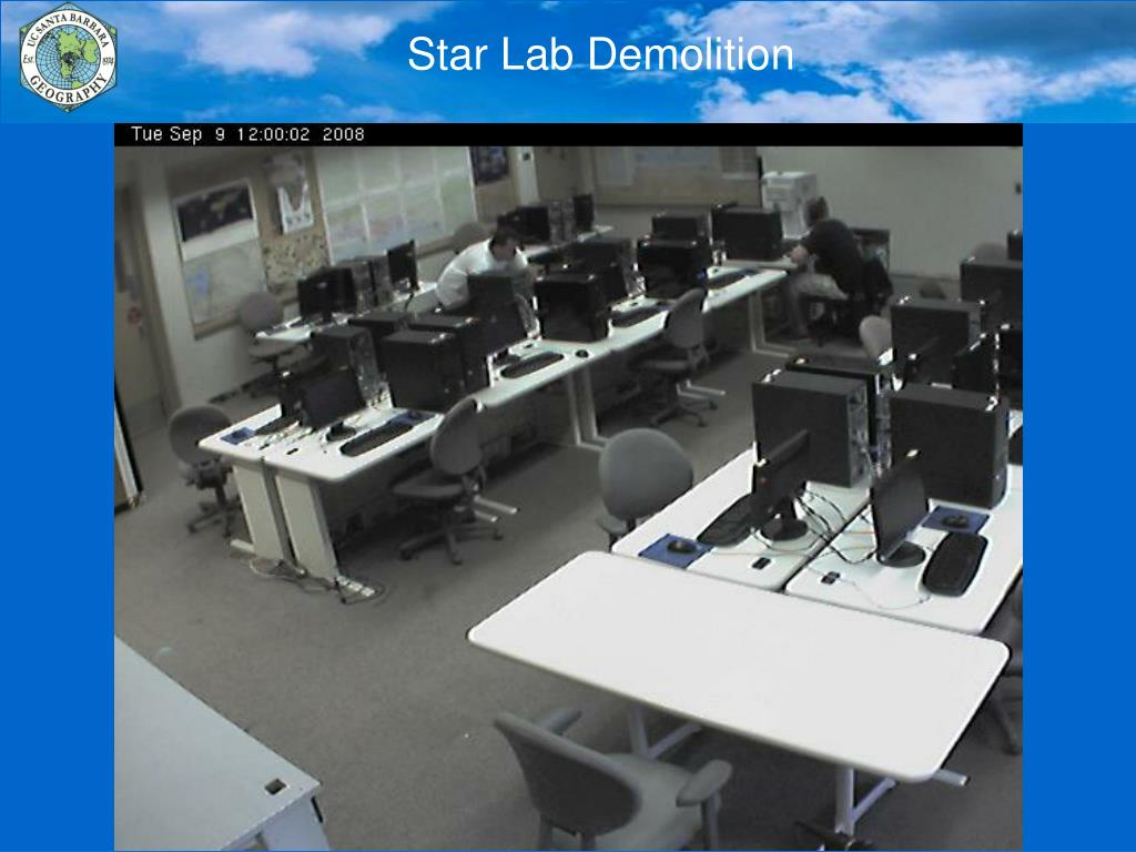 Star Lab Demolition