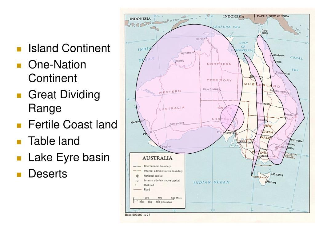 Island Continent