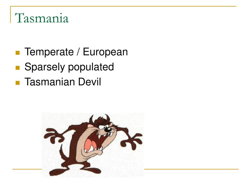 Temperate / European