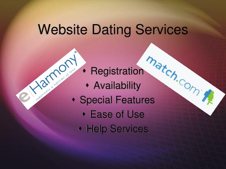 Website dating services2