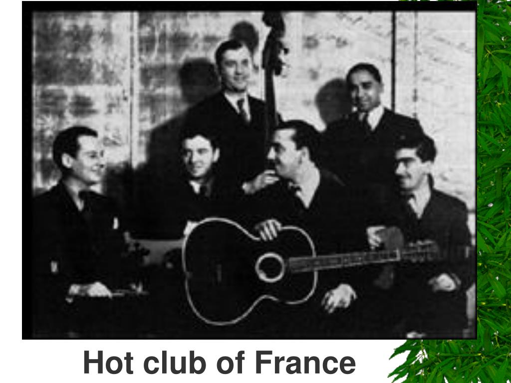 Hot club of France