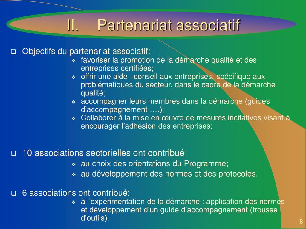 Partenariat associatif