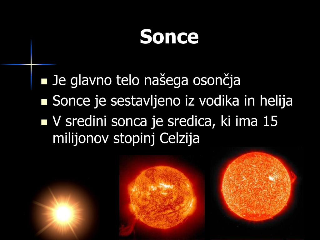 Sonce