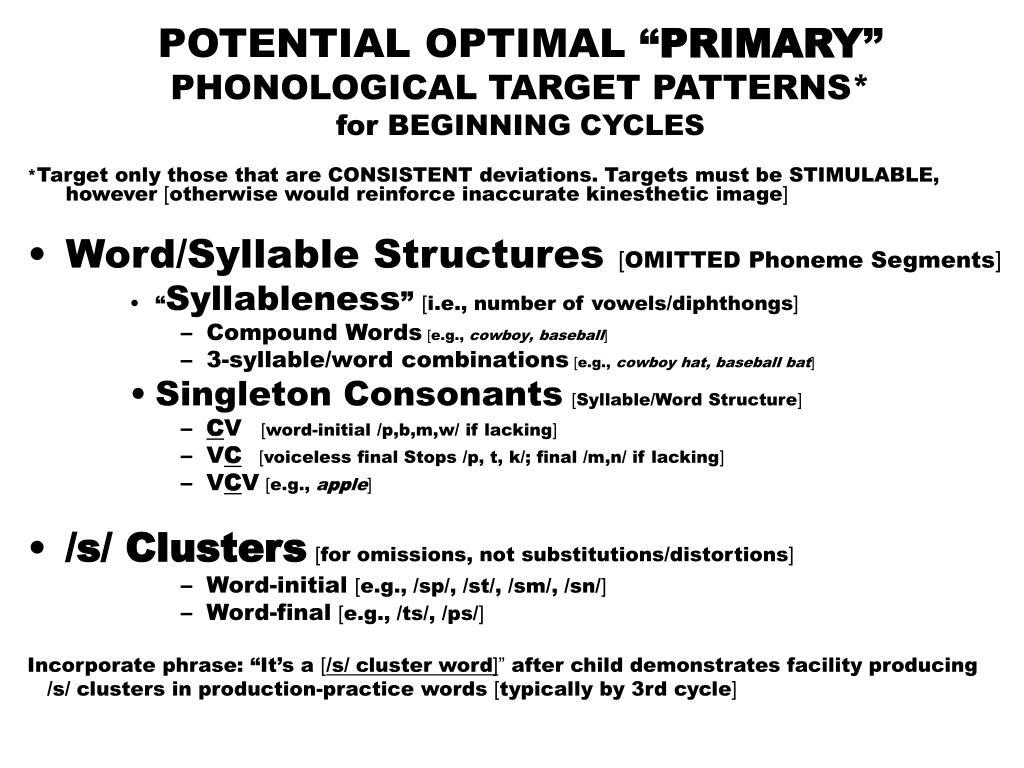 """POTENTIAL OPTIMAL """""""