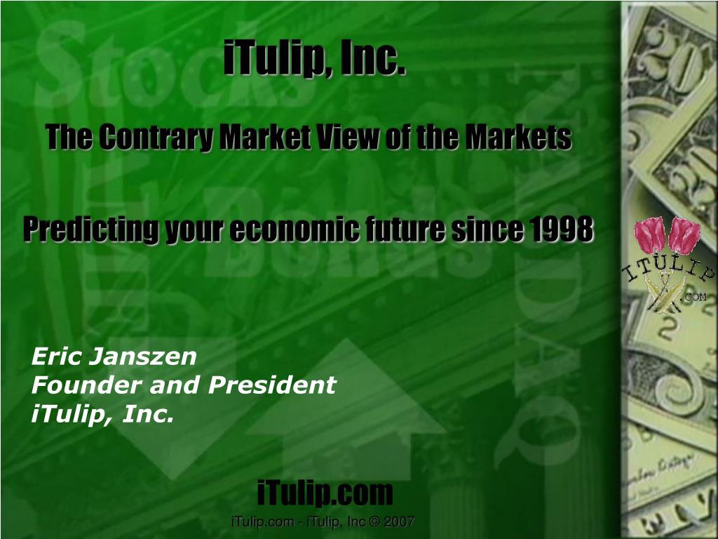 iTulip, Inc.