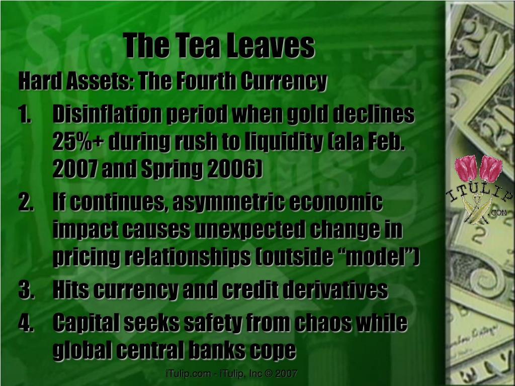 The Tea Leaves