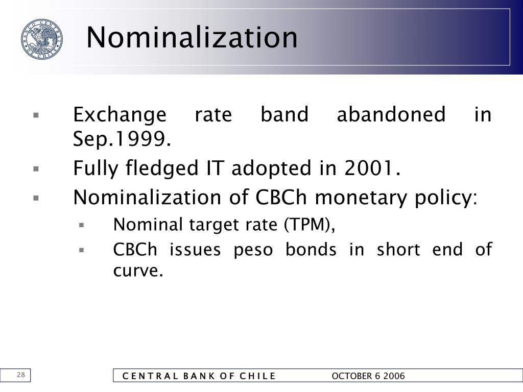 Nominalization