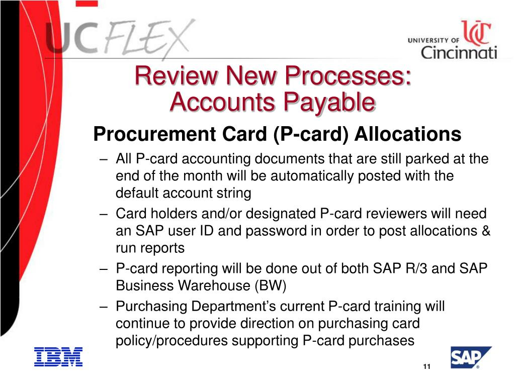 Review New Processes: