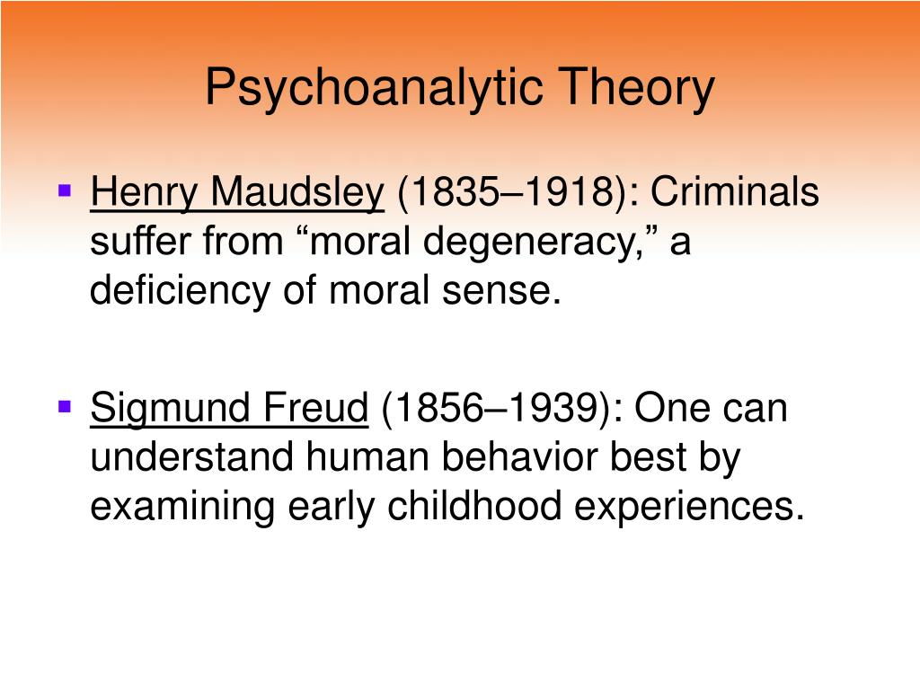Does Psychology Explain Human Nature Conscience