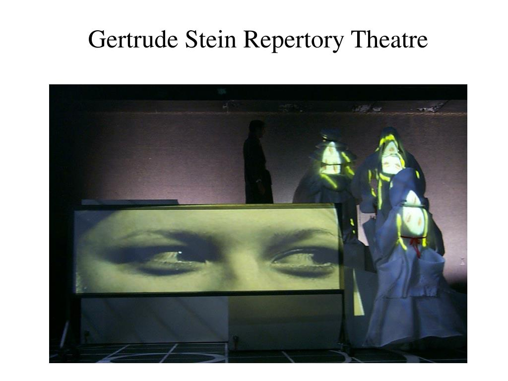Gertrude Stein Repertory Theatre