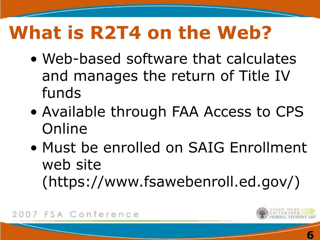 What is R2T4 on the Web?