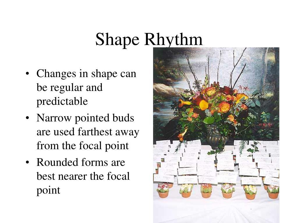 Shape Rhythm