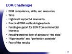 eom challenges