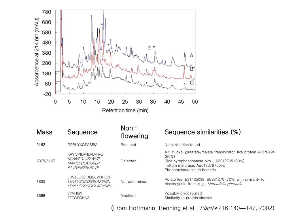 (From Hoffmann-Benning et al.,