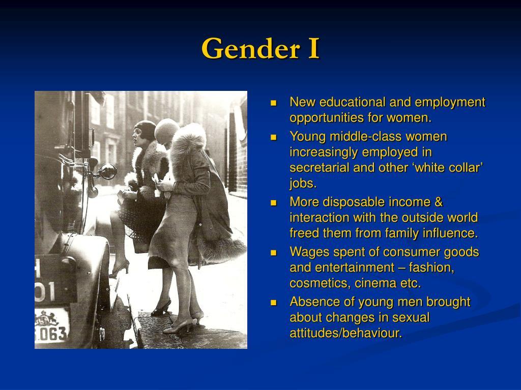 Gender I