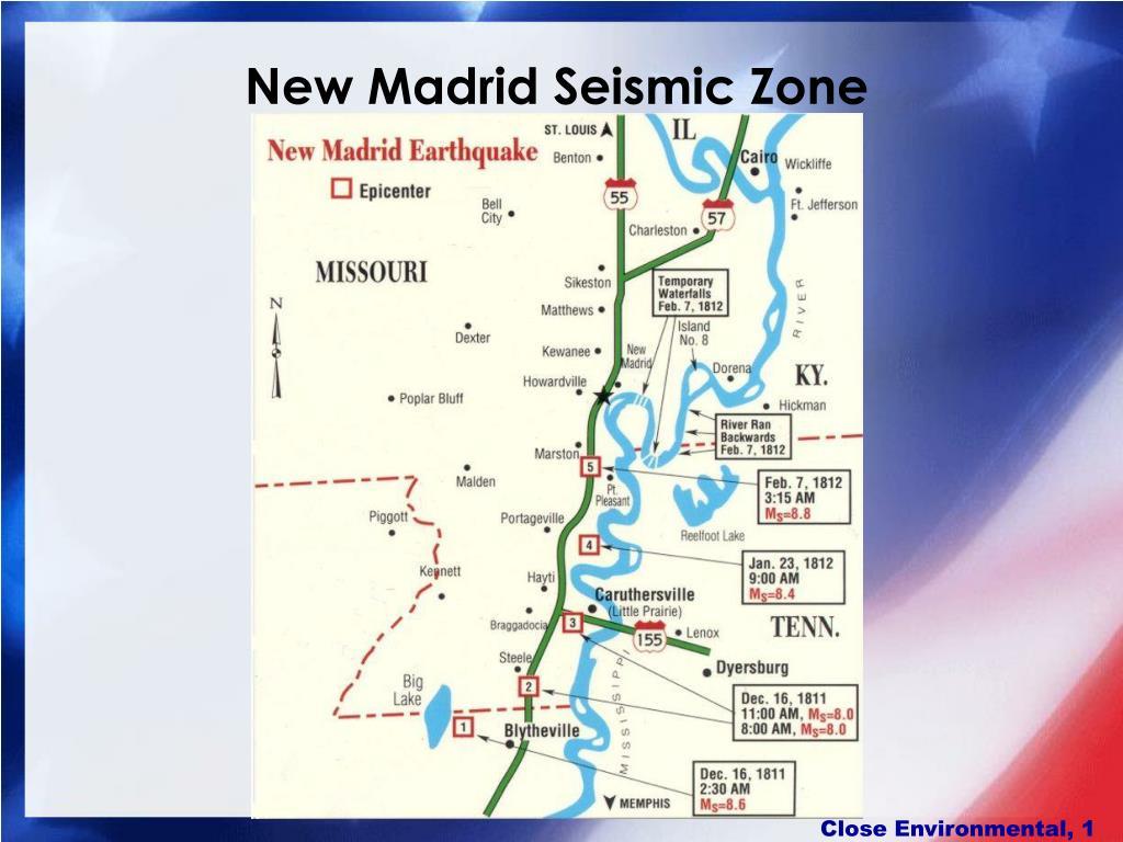 The New Madrid Seismic Zone
