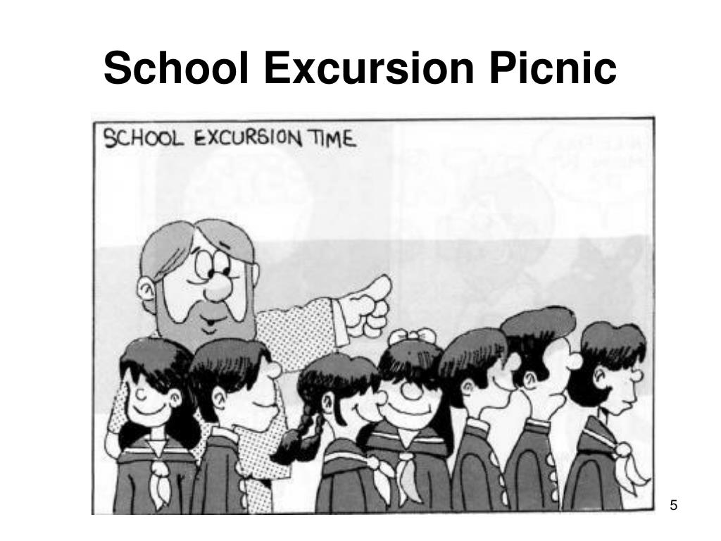 School Excursion Picnic