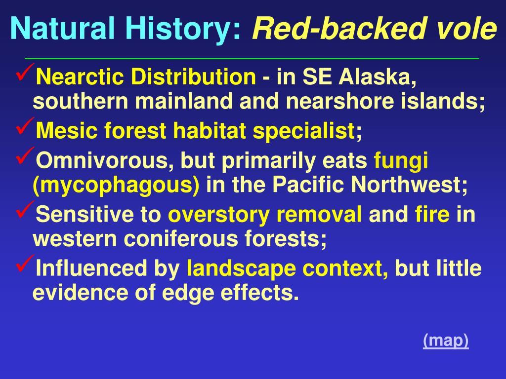 Natural History: