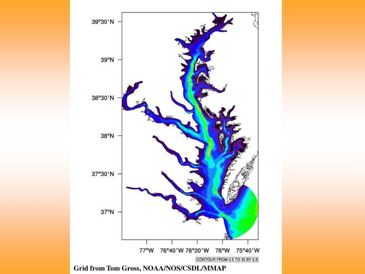 Grid from Tom Gross, NOAA/NOS/CSDL/MMAP