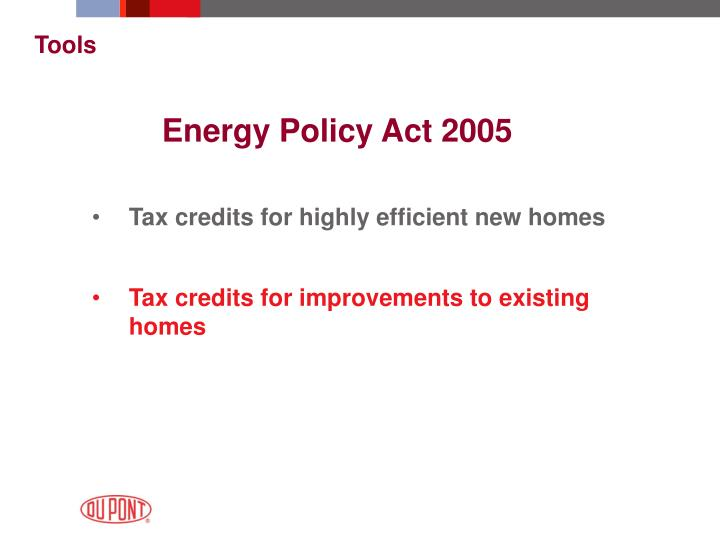 Energy policy act 2005 l.jpg