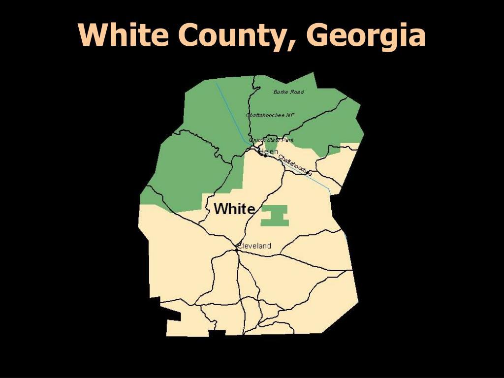 White County, Georgia
