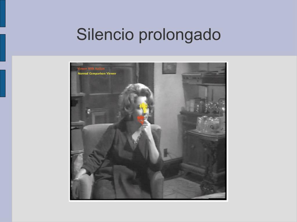 Silencio prolongado