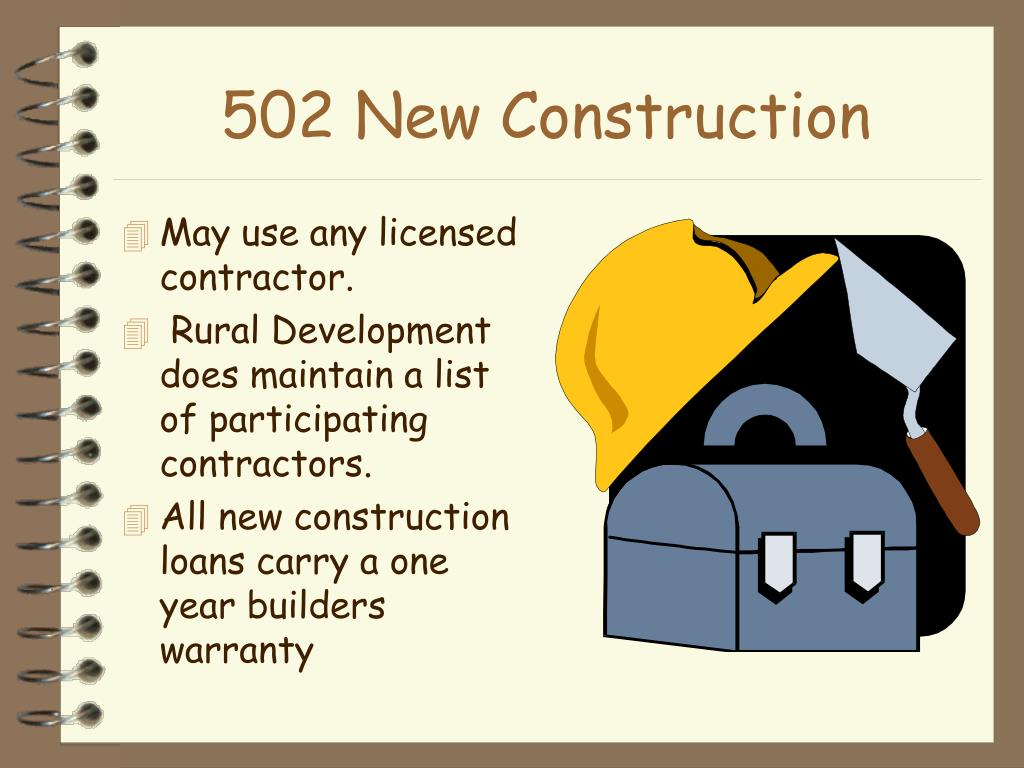 502 New Construction