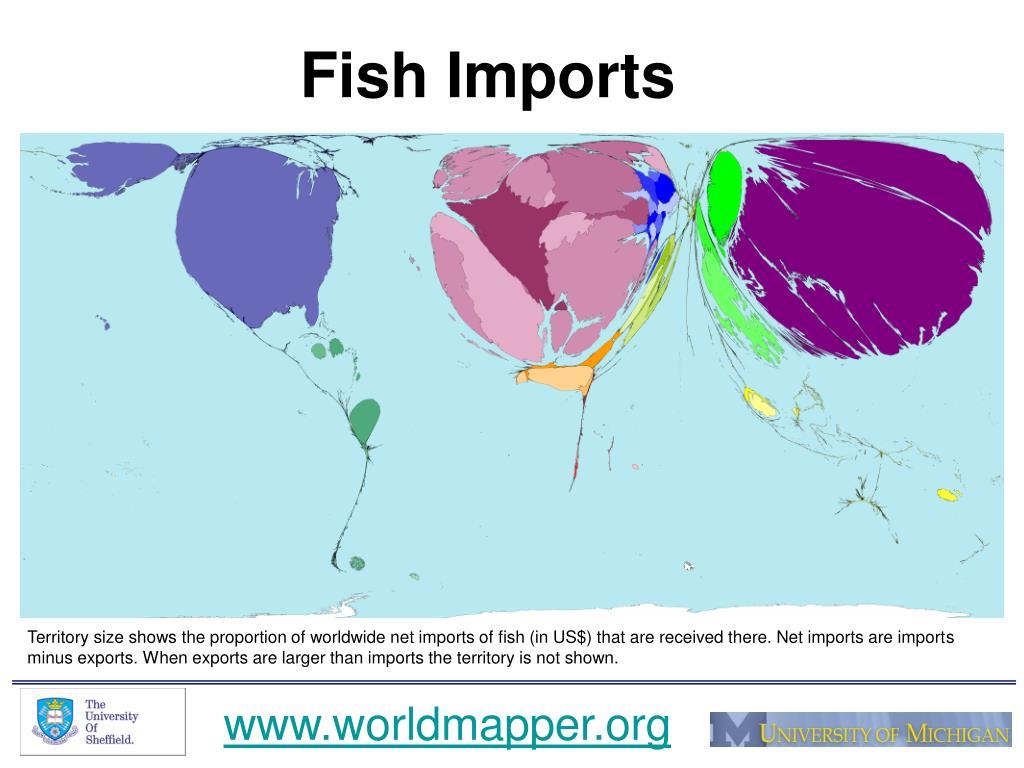 Fish Imports