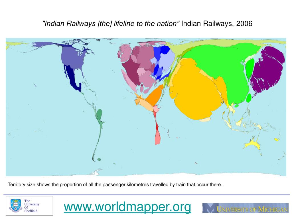 """Indian Railways [the] lifeline to the nation"""