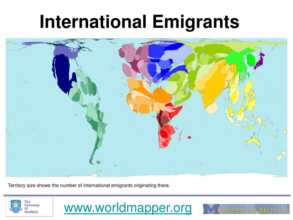 International Emigrants