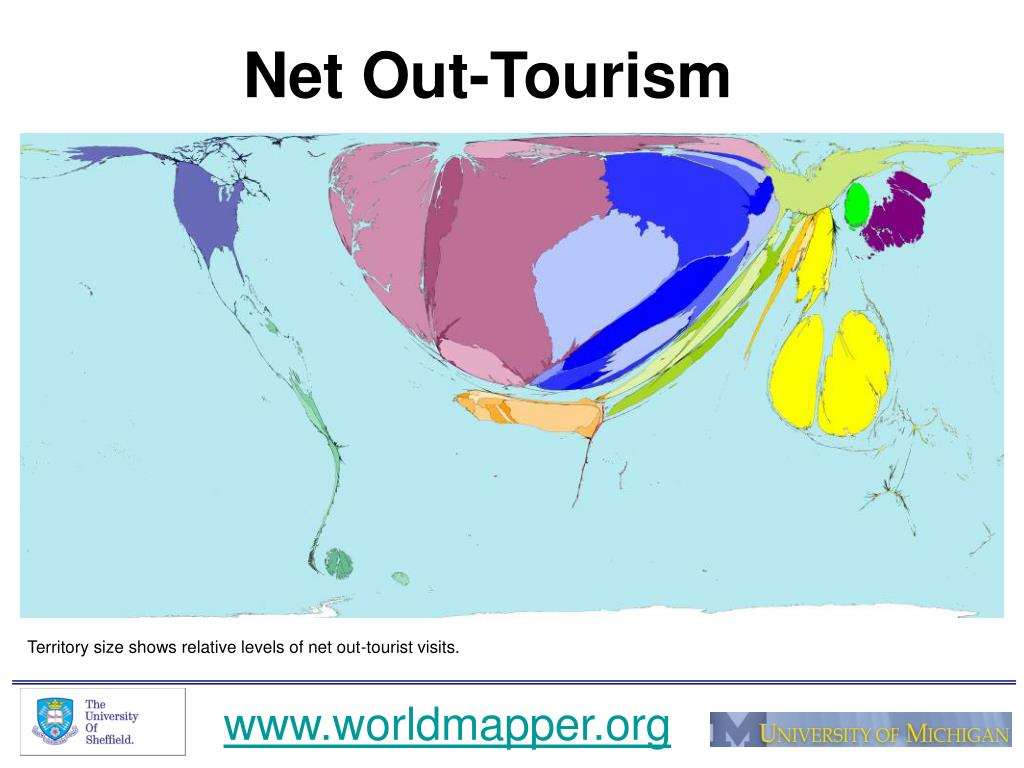 Net Out-Tourism
