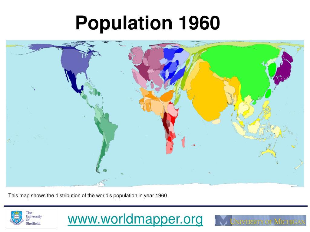 Population 1960