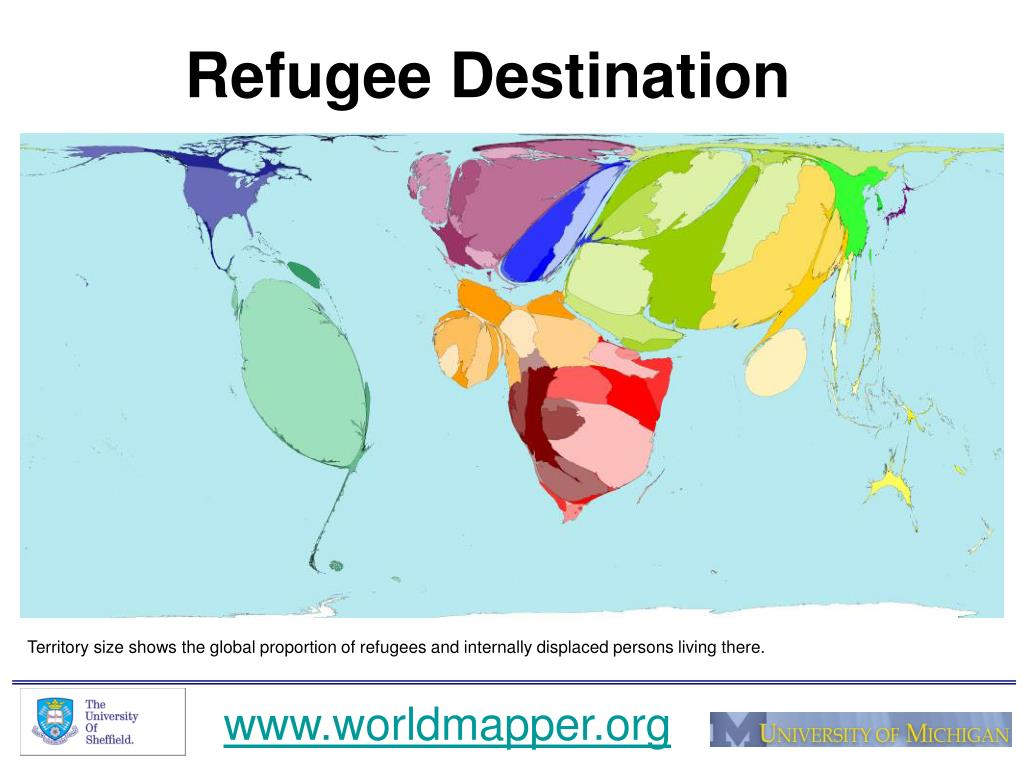 Refugee Destination