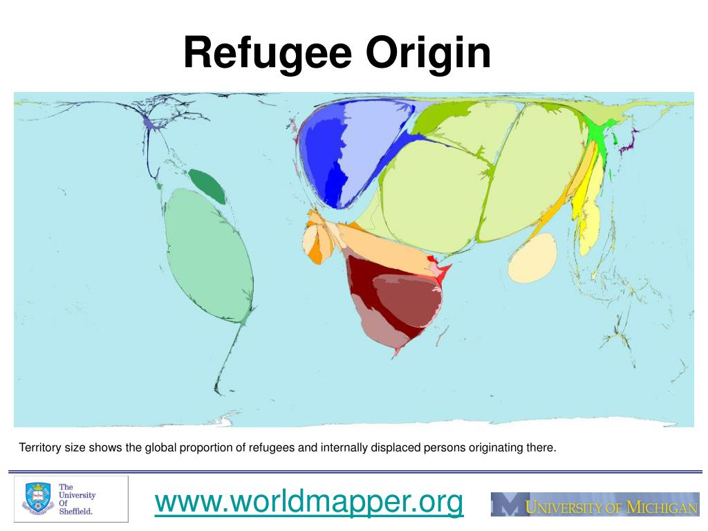 Refugee Origin