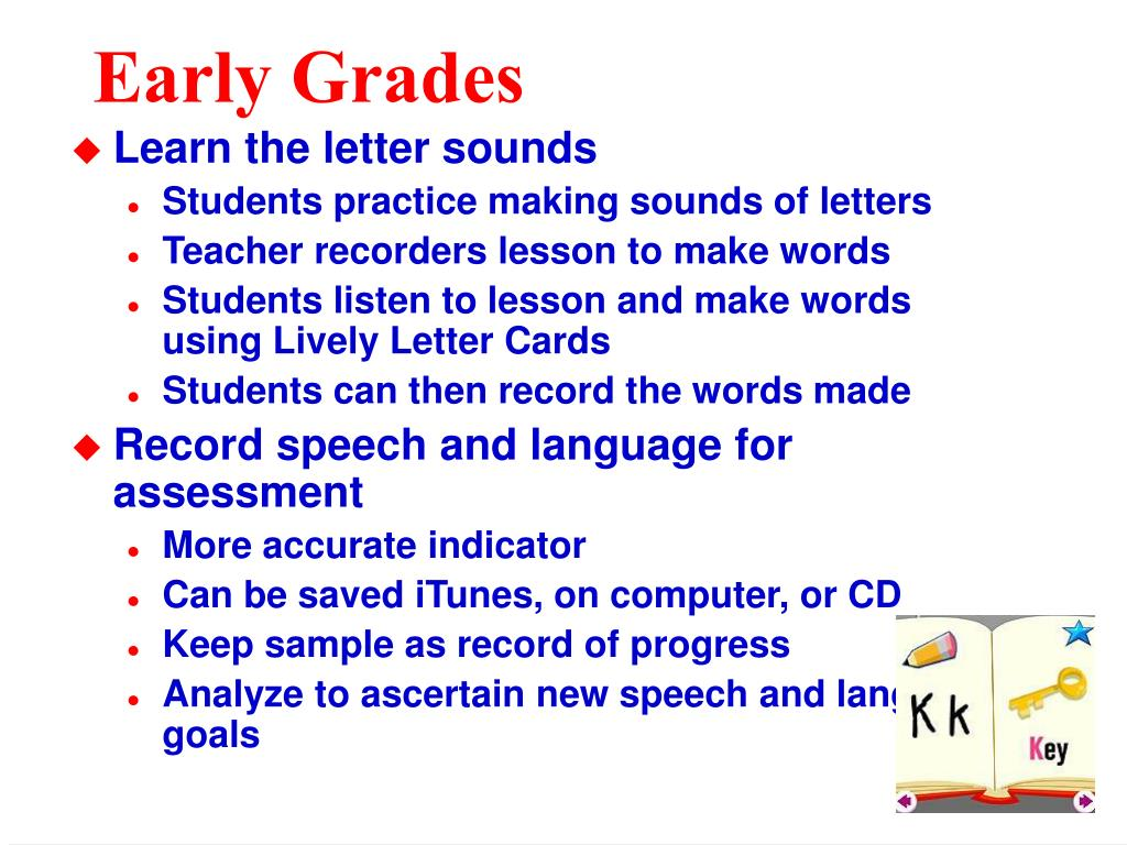 Early Grades