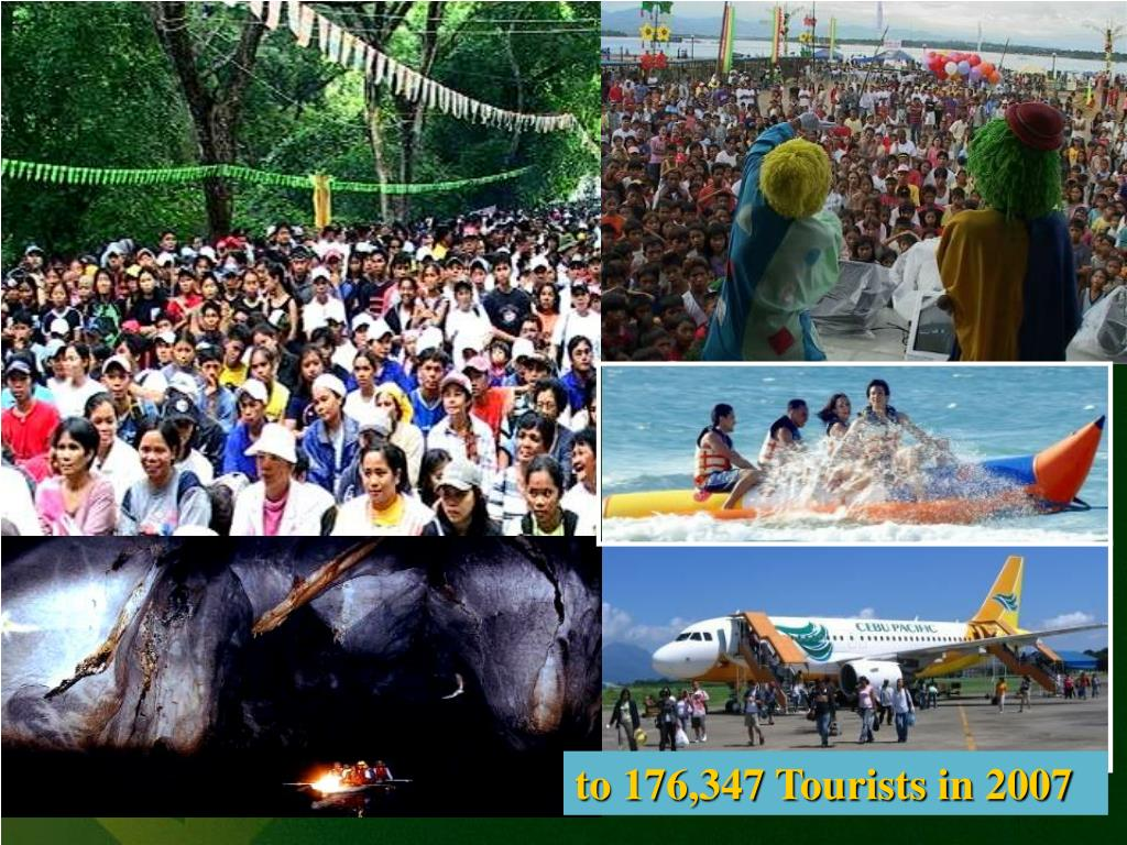 to 176,347 Tourists in 2007