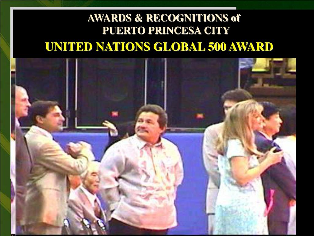 AWARDS & RECOGNITIONS of