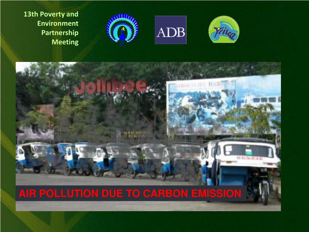 ADD VIDEO OF POLLUTIVE TRICYCLES HERE