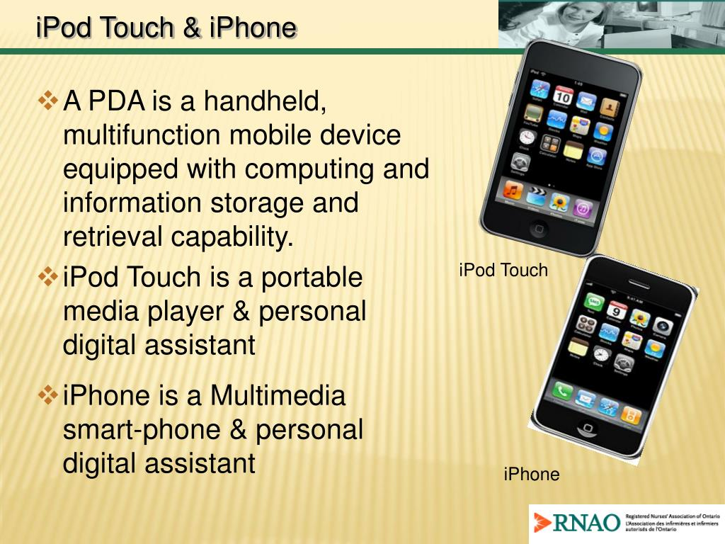 iPod Touch &