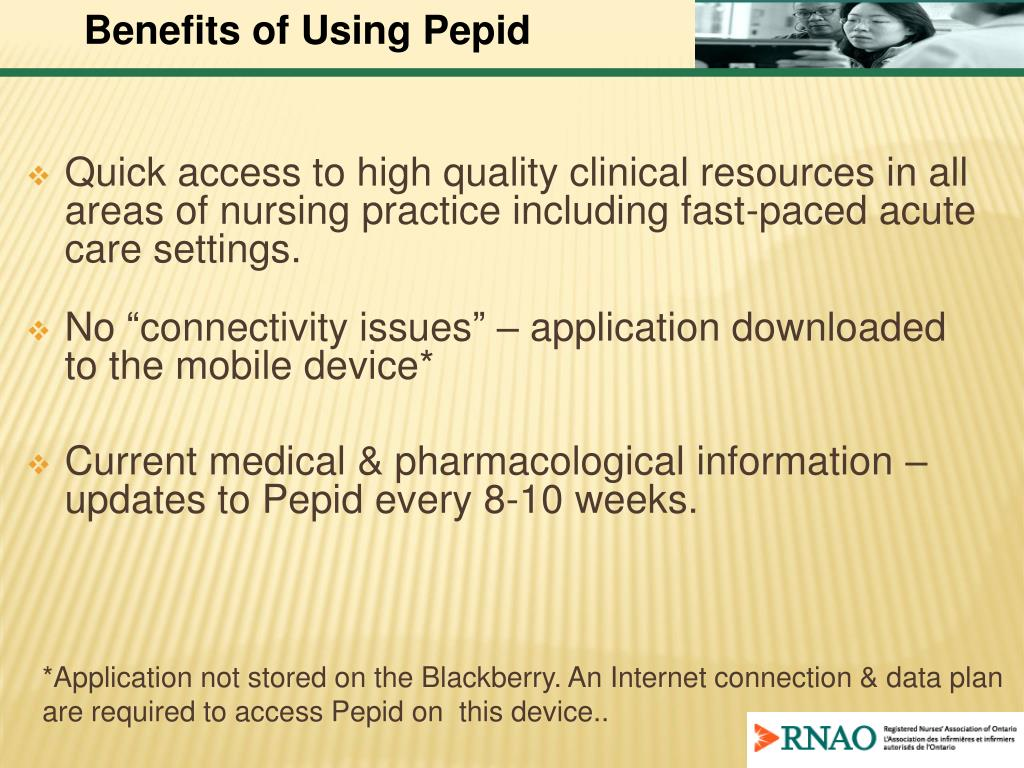 Benefits of Using
