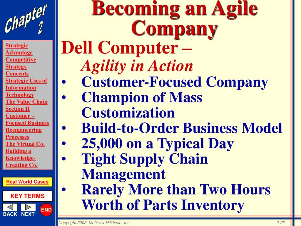 Becoming an Agile Company