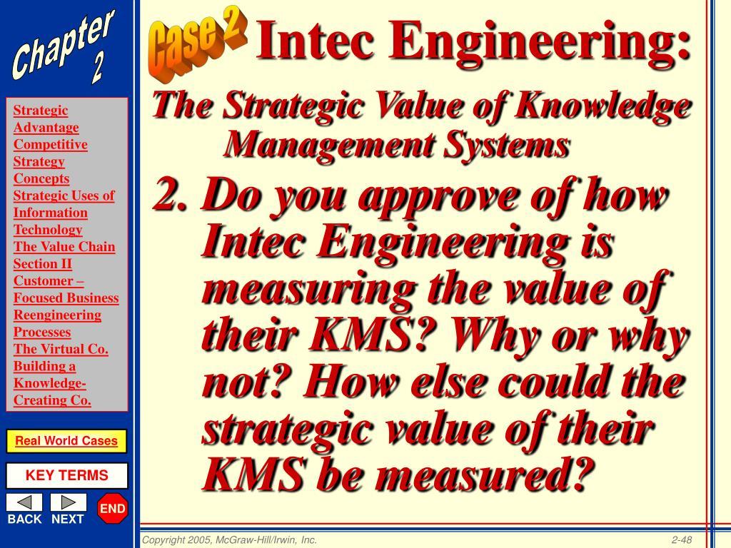 Intec Engineering: