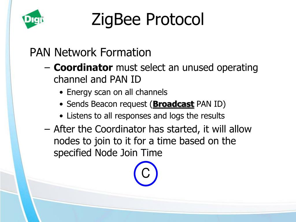 PAN Network Formation