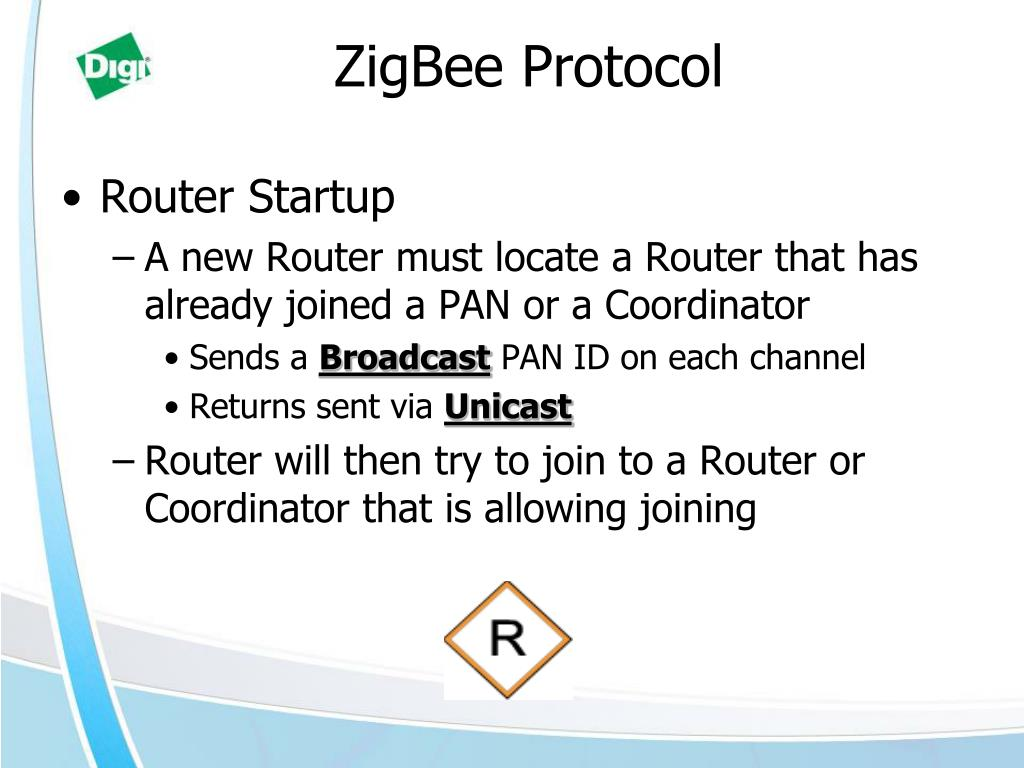 Router Startup