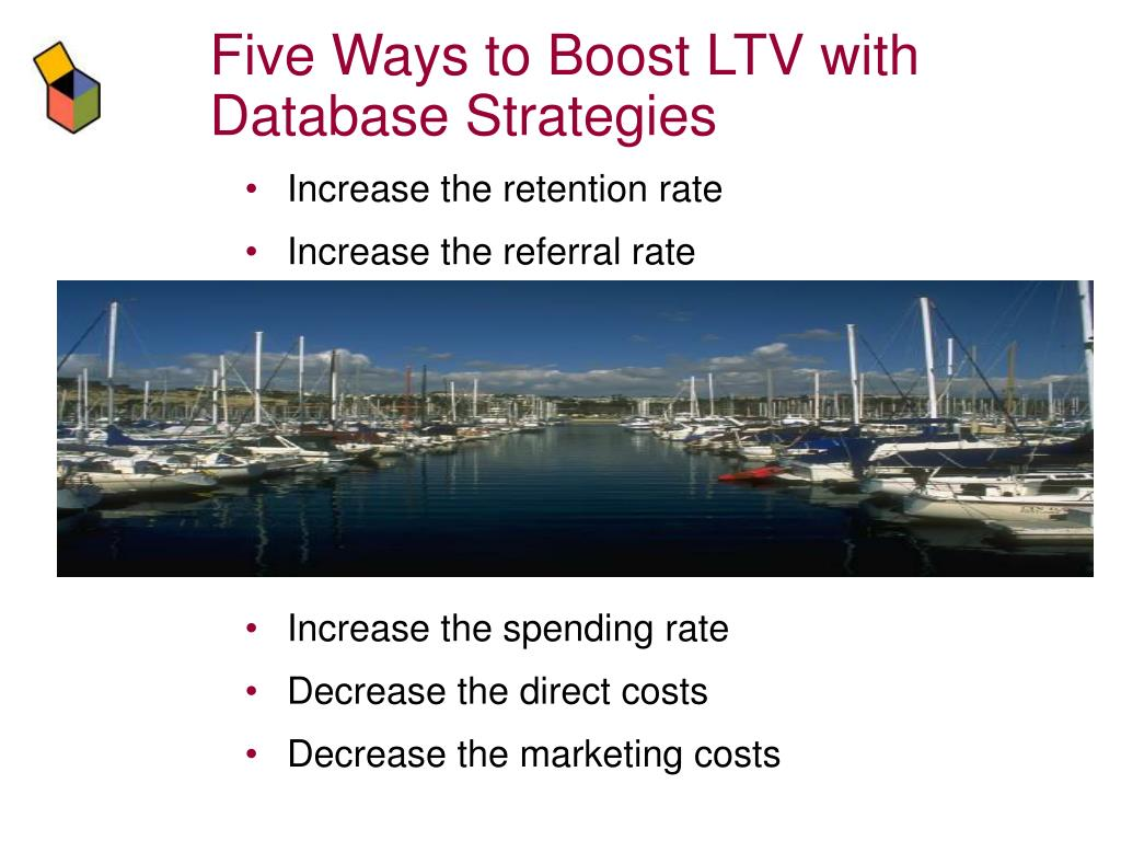 Five Ways to Boost LTV with Database Strategies