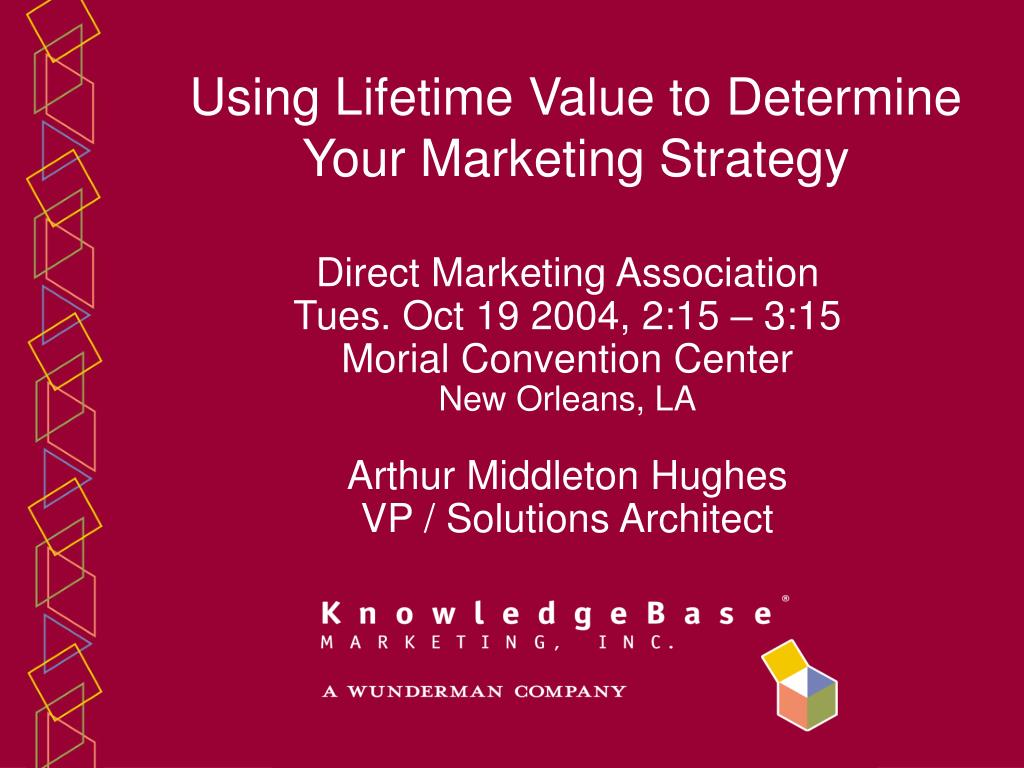 Using Lifetime Value to Determine Your Marketing Strategy